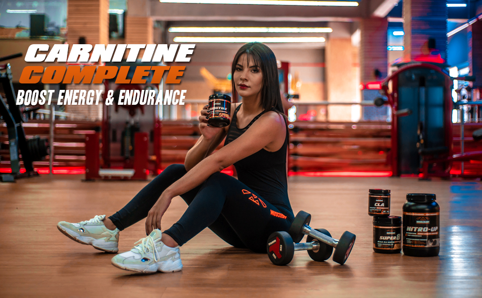 Carnitine Complete from Muscleology