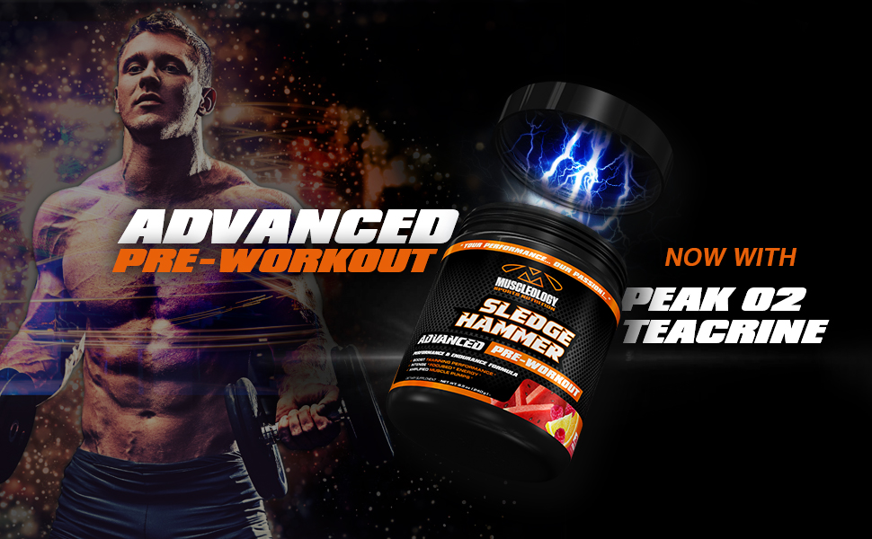Muscleology SledgeHammer PreWorkout