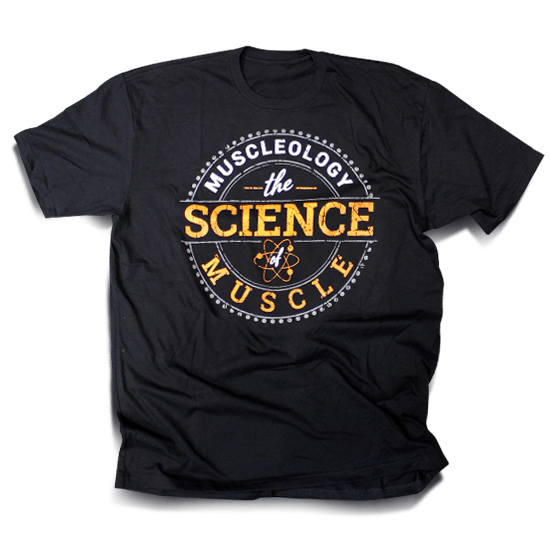 science of muscle crew front