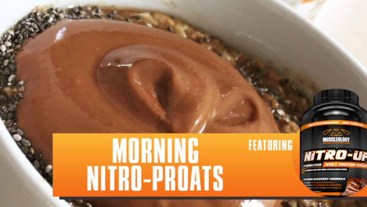 Chocolate Peanut Butter Proats