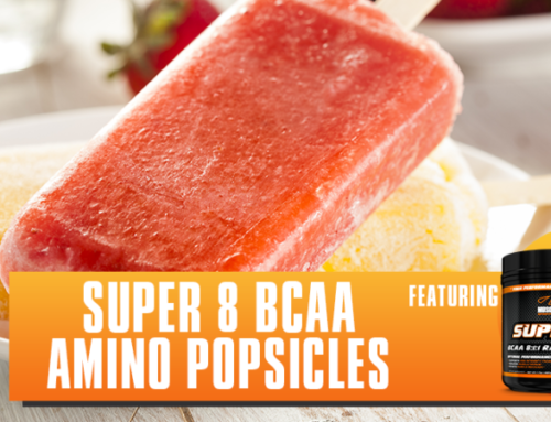 Amino Acid Popsicles