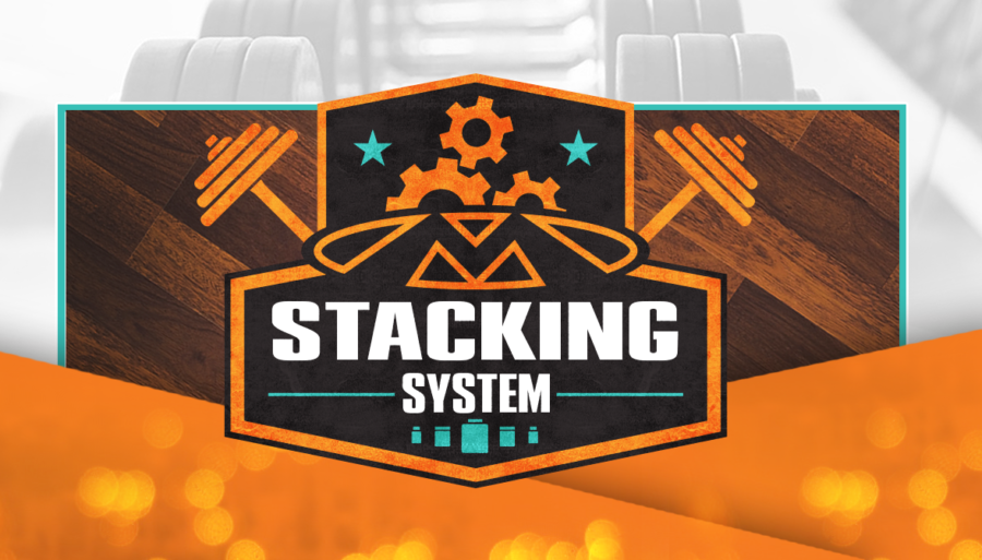 MUSCLEOLOGY – STACKING SYSTEM