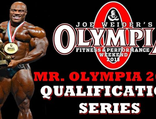 Muscleology Introduced New Products at the 2018 Mr. Olympia Weekend