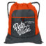 Reta Tu Vida Drawstring Bag